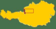 Gelbe Karte von Österreich