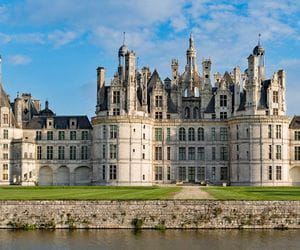 Das wunderschöne Château de Chambord