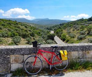 Cycle Path close to Lucena Baena