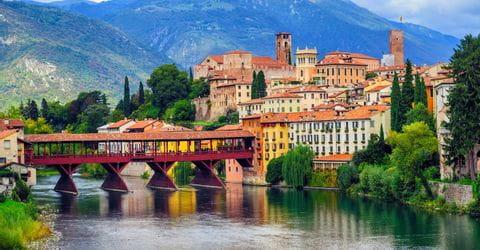 Venetien Brücke