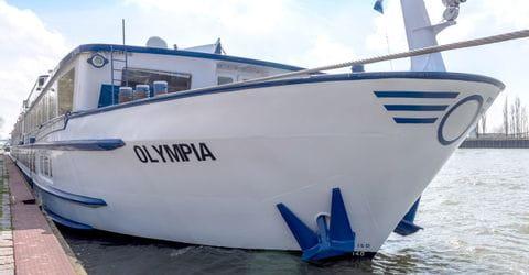 MS Olympia Aussenansicht