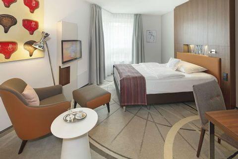 Doppelzimmer Classic im Hotel Mövenpick Münster