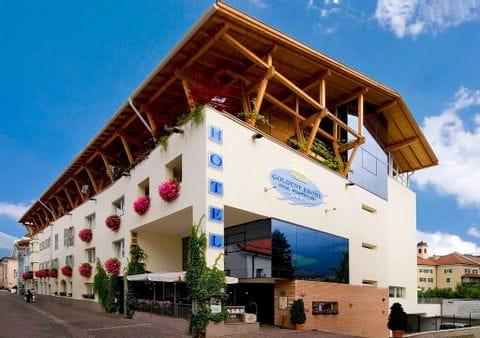 Hotel Goldene Krone in Bressanone