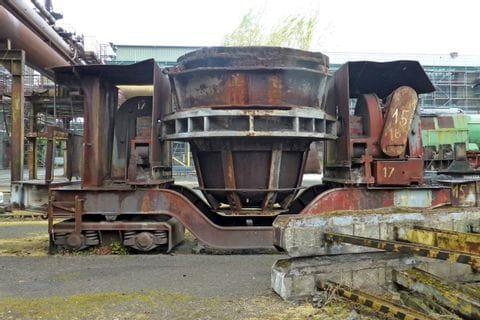 Industriemuseum Henrichshütte in Hattingen