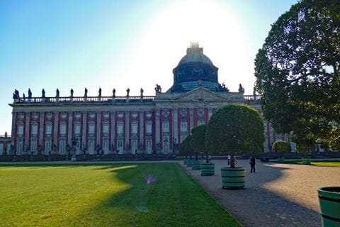 New Palais in Potsdam