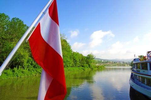 Schifffahrt an der Donau