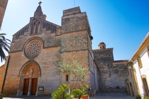 Kirche in Alcudia