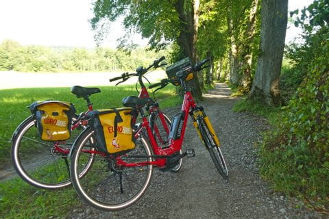 Eurobike E-Bikes