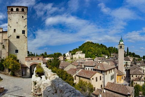 View over Asolo