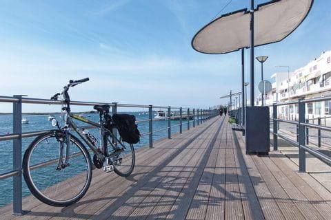 Strandpromenade in Sagres