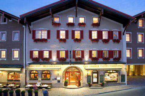 Hotel Döllerer Outdoor view