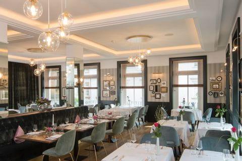 Restaurant in Dom Hotel Limburg