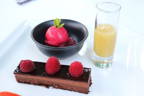 Pension Sterirerland, Dessert