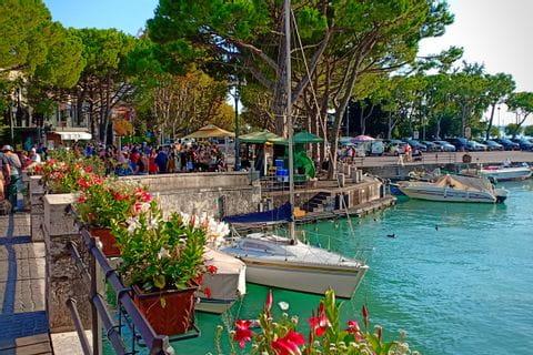 Italienisches Flair am Gardasee