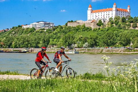 Donau-Radweg