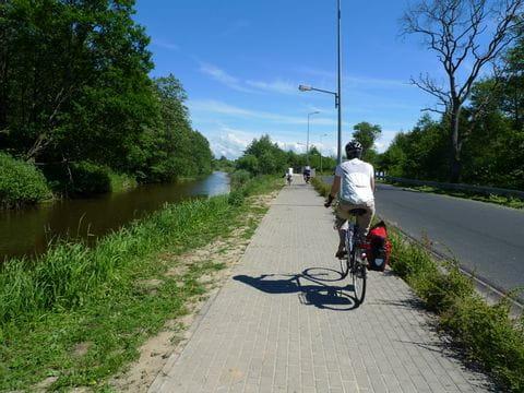 Jaroslawiec Radweg