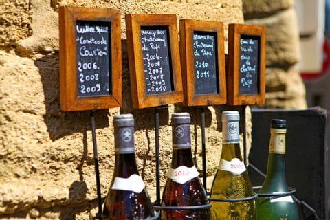 Ab Hof Weinverkauf