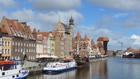 Alter Hafen Danzig