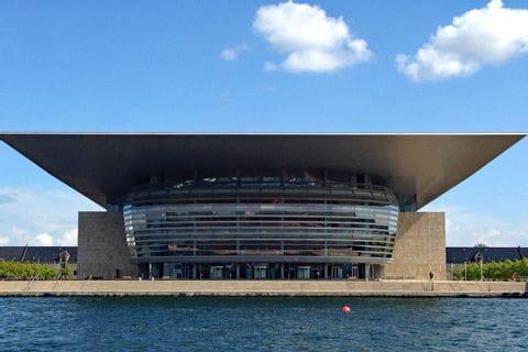 Copenhagen's Opera