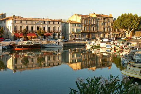 harbor of Beaucaire