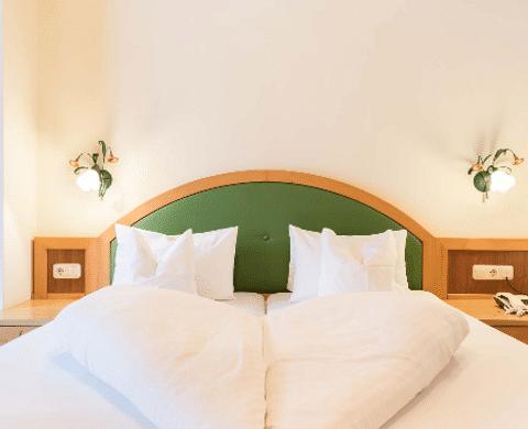 Hotel Krimmlerfälle Doppelzimmer
