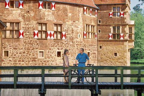 Burg Vischenring in Velen