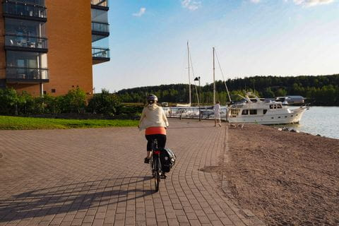 Radeln in Turku