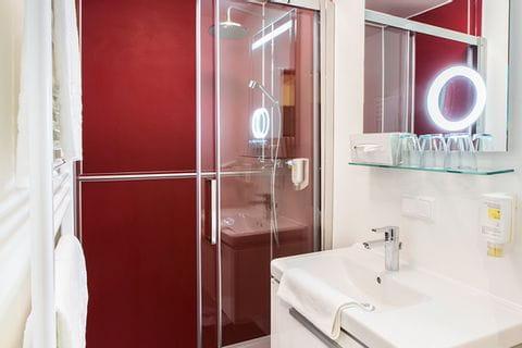 Rosenthaler Hof Badezimmer