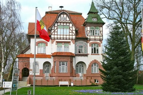 Altenbruch Villa in Cuxhaven
