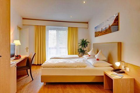 Beautiful room in the Hotel Goldene Krone