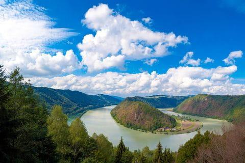Schlögenerschlinge an der Donau
