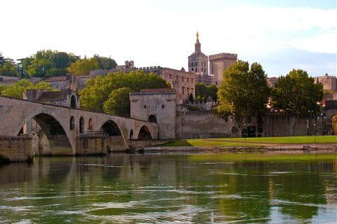 View of Avignon