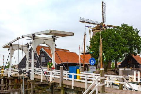 Bridge in Harderwijk