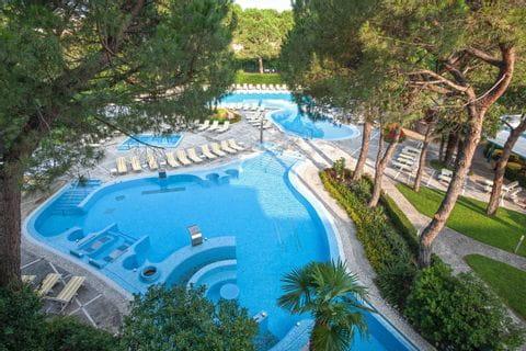 Pool des Hotel Buja