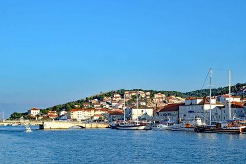 Trogir Hafen