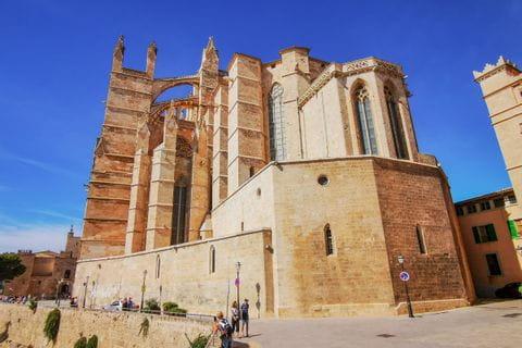 Catedral de Mallorca in Palma