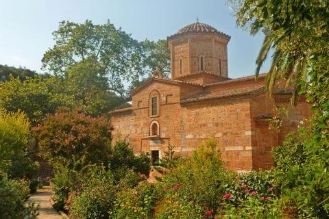 Architektur in Peloponnes