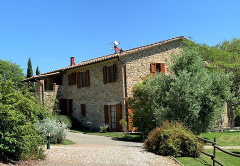 Hauptgebäude Agriturismo-Le-Valli