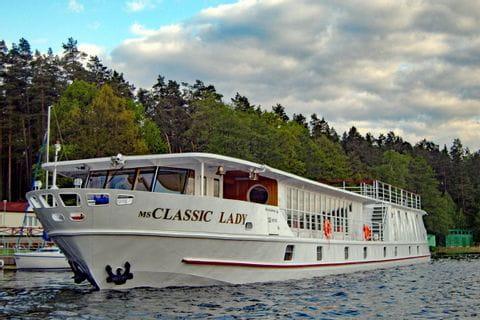 MS Classic Lady Aussenansicht