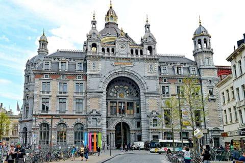 Antwerp - Train station