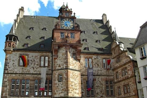 Townhall in Marburg