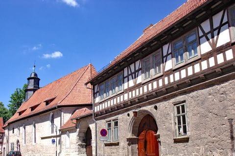 Holzstrassnhof in Mühlhausen