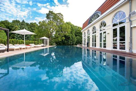 Pool Hotel Fleesensee