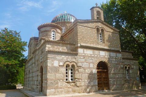 Gebäude in Peloponnes
