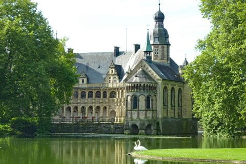 Schloss Darfeld im Münsterland