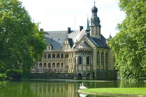 Castle Darfeld in Münsterland