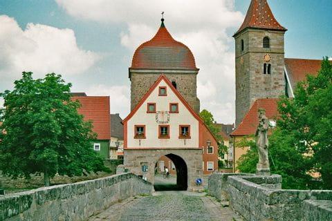 Town Gate of Ornbau