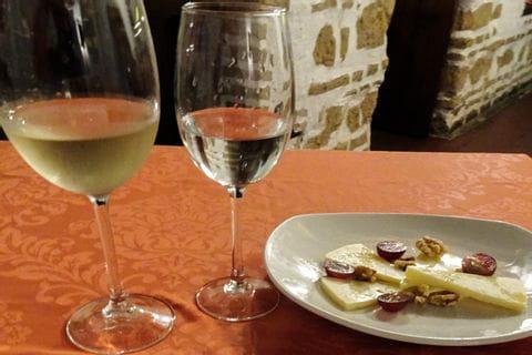Jamon y Vino Iberico in Andalusien