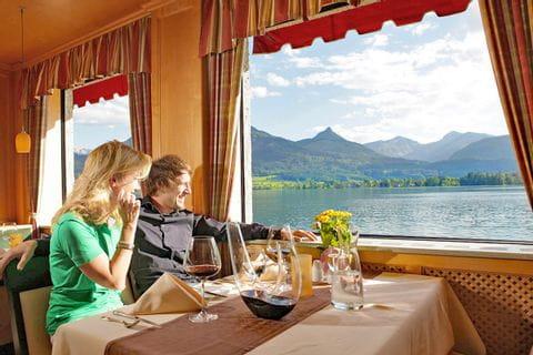 Hotel Weisses Roessl Restaurant