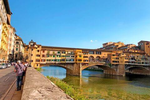 Ponte Veccio in Florence